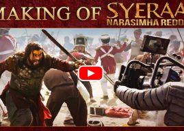 Making of Syeraa: Megastar Stuns as Narasimha Reddy